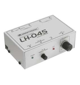 Omnitronic LH-045 hljóðnemaformagnari