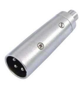 Omnitronic breytist. RCA-F / XLR-M