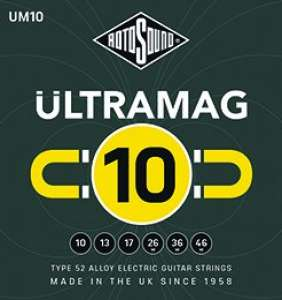 Rotosound Ultramag 10
