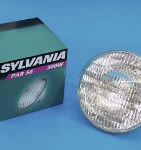 Sylvania Par-56 240V/300W MFL 2000h