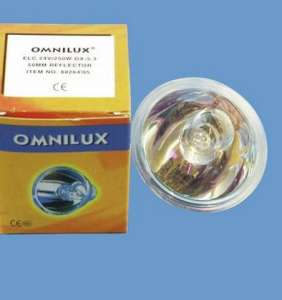 Omnilux ELC 24V/250W GX-5.3 500h 50mm re