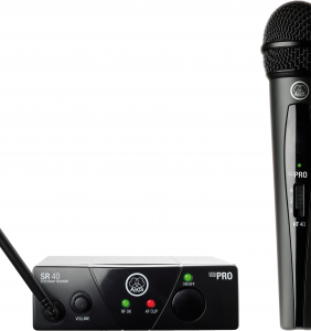AKG WMS40mini Þráðlaust sett, vocal