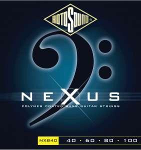 Rotosound Nexus 40-100 bassastrengir