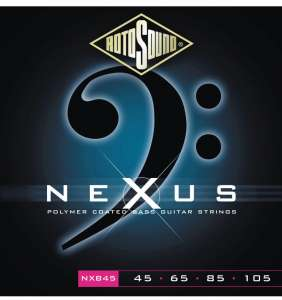 Rotosound Nexus 45-105 bassastrengir