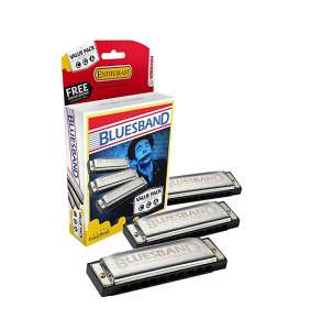 Hohner Blues Band pakki C, G og A