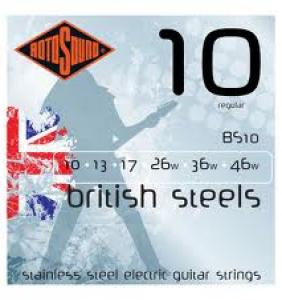 Rotosound British Steel 10-46