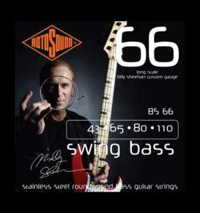 Rotosound Billy Sheehan Signature 43-110