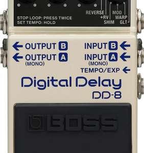 Boss DD8 Delay pedall