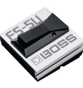Boss FS-5U Foot Switch (Unlatch Type)