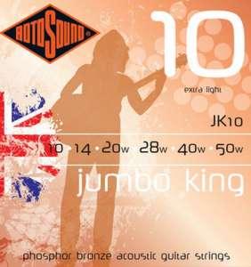 Rotosound Jumbo King 10-48