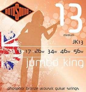 Rotosound Jumbo King 13-56