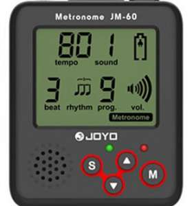 Joyo JM-60 taktmælir