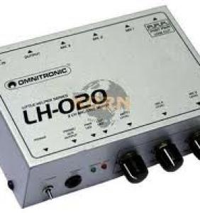 Omnitronic LH-020 mixer