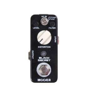 Mooer Black Secret