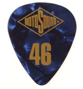 Rotosound Classic Pearloid 6x .46mm