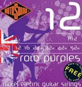 Rotosound Roto Purples 12-52