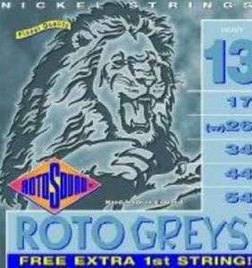 Rotosound Roto Greys 13-54