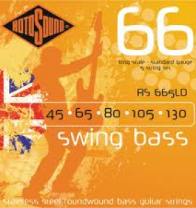 Rotosound Swing Bass 5 strengja 45-130