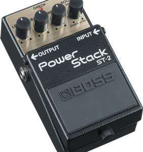 Boss ST-2 Power Stack